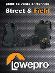 Lowe pro Street and field