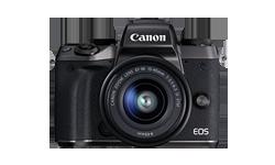 Gamme Canon EOS M