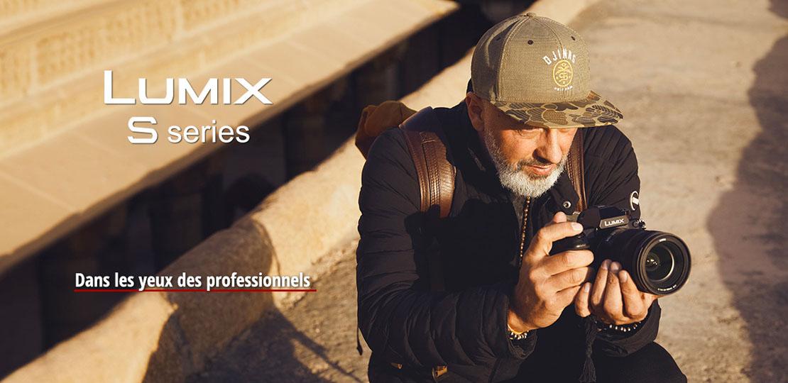 Panasonic Lumix S