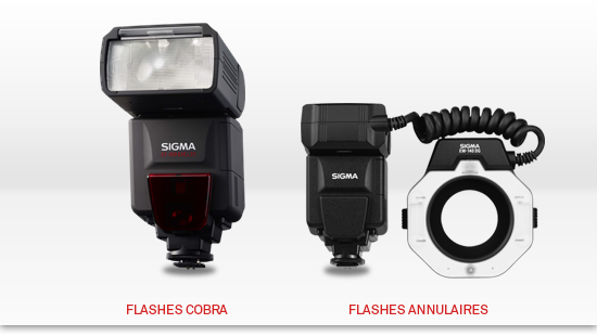 Flashes Sigma